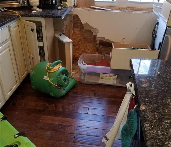 "Water Damage SERVPRO Water Damage Restoration: ""Like it never happened!"""